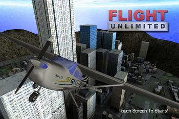 Flight Unlimited タイトル