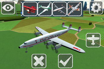 Lockheed L-1649 PocketWings