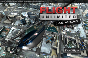 Flight Unlimited Las Vegas - Title