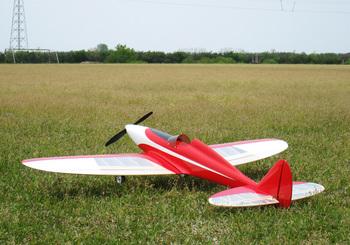 飛行準備 Silky Wind 400S