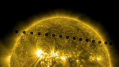Venus Transit by NASA